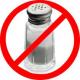 Natrium/zoutarm maaltijden
