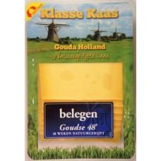 Belegen kaas gesneden 190 gram 8 plakken