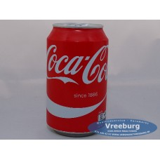 Coca cola regular blik