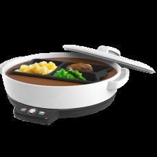 Casserole (opwarmapparaat voor de maaltijden)