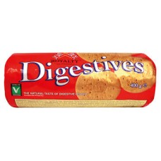 Digestieve biscuit naturel