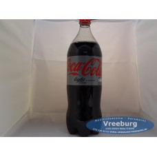 Coca cola light fles