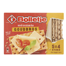 Bolletje bros knackerbrood