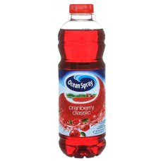 Cranberry sap Ocean spray