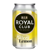 Bitter lemon blik