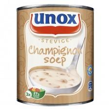 Champignonsoep Unox blik    800 ml