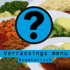 Verrassing menu vegetarisch