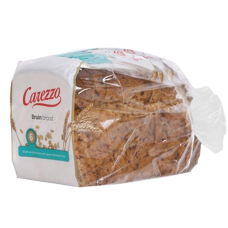 Carezzo bruinbrood bus half