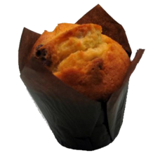 Meester muffin nat/cranberry
